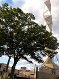 Marksteine Japan das Museum Stockbild