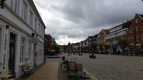 Markt,普雷茨 库存图片