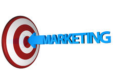 Markt Lizenzfreie Stockfotografie