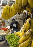Markt stock afbeelding