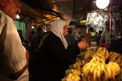 Markt in Amman, Jordanië Royalty-vrije Stock Fotografie