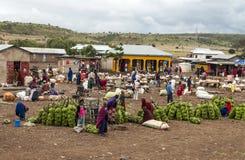 Markt in Arusha Stockfotos