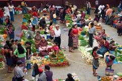 Markt-dag Stock Fotografie