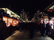 markt de los weihnachts Imagenes de archivo