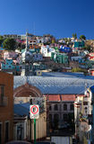 Markt in der historischen Stadt von Guanajuato, Guanajuato, Mexiko Stockbild