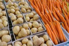 Markt des Landwirts Lizenzfreie Stockbilder