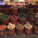 Markt in Egypte stock foto