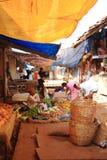Markt in Goa Indien Lizenzfreies Stockbild