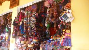 Markt in Guatemala Stockfotografie