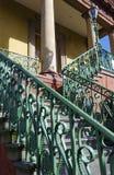 Markt Hall Staircase Royalty-vrije Stock Fotografie