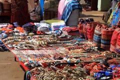 Markt in Indien Stockfotos
