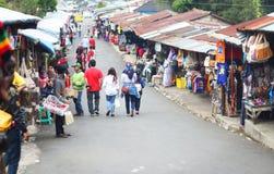 Markt in Indonesië royalty-vrije stock fotografie
