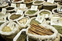 Markt, Jerusalem, Israel Lizenzfreies Stockbild