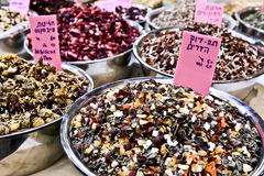 Markt, Jerusalem, Israel Lizenzfreie Stockfotografie