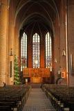 Markt-Kirche Lizenzfreies Stockfoto