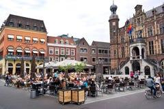 Markt-plein Venlo lizenzfreies stockfoto