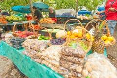 Markt in Spleet Royalty-vrije Stock Afbeelding