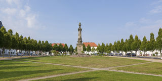 Free Markt Square At Putbus Panorama Royalty Free Stock Photography - 78254067
