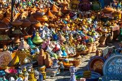 Markt-Stall im Freien lizenzfreie stockfotografie