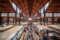 Markt in Ungarn Lizenzfreies Stockbild