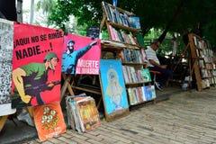 Markt van de antiquiteit in Havana royalty-vrije stock foto's