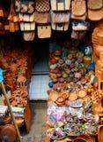 Markt van de Kunst van Ubud de Traditionele Stock Afbeeldingen