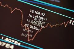 Marktanalysen Lizenzfreie Abbildung