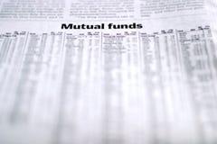 Marktbericht Lizenzfreies Stockfoto