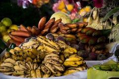 Markten van Antigua royalty-vrije stock foto