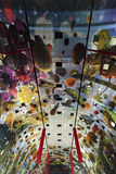 Markthal ceiling details Stock Photos