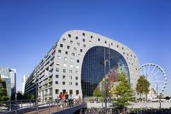 Markthal in Rotterdam lizenzfreies stockbild