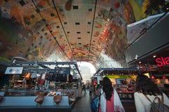 Markthal Rotterdam Imagen de archivo