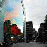 Markthal Rotterdam Photos stock