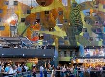 Markthal Rotterdam, los Países Bajos Imágenes de archivo libres de regalías
