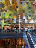 Markthal Rotterdam Países Bajos Fotografía de archivo libre de regalías