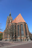 Marktkirche Church in Hannover,Germany Stock Image