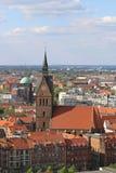 Marktkirche Hannovre images libres de droits