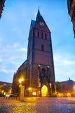 Marktkirche in Hanover Royalty Free Stock Photo