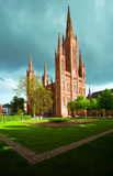 Marktkirche in Wiesbaden, Germany Stock Image