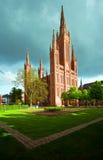 Marktkirche in Wiesbaden, Germany Stock Image