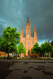 Marktkirche in Wiesbaden, Germany Royalty Free Stock Image