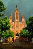 Marktkirche in Wiesbaden, Germany Royalty Free Stock Photos