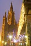 Marktkirche in Wiesbaden in Germany Royalty Free Stock Photo
