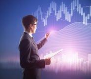 Marktkonzept Stockfotos