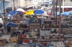 Marktkraam in Arusha Stock Afbeeldingen