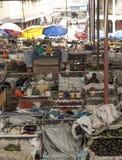 Marktkraam in Arusha in verticaal Stock Fotografie