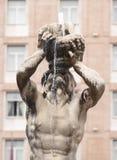 Marktplatz barberini Brunnen Lizenzfreie Stockbilder