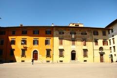 Marktplatz dei Cavalieri, Pisa Lizenzfreie Stockbilder