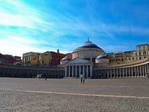 Marktplatz Del Plebiscito Stockbild