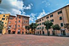 Marktplatz della Pera, Pisa Lizenzfreie Stockbilder
